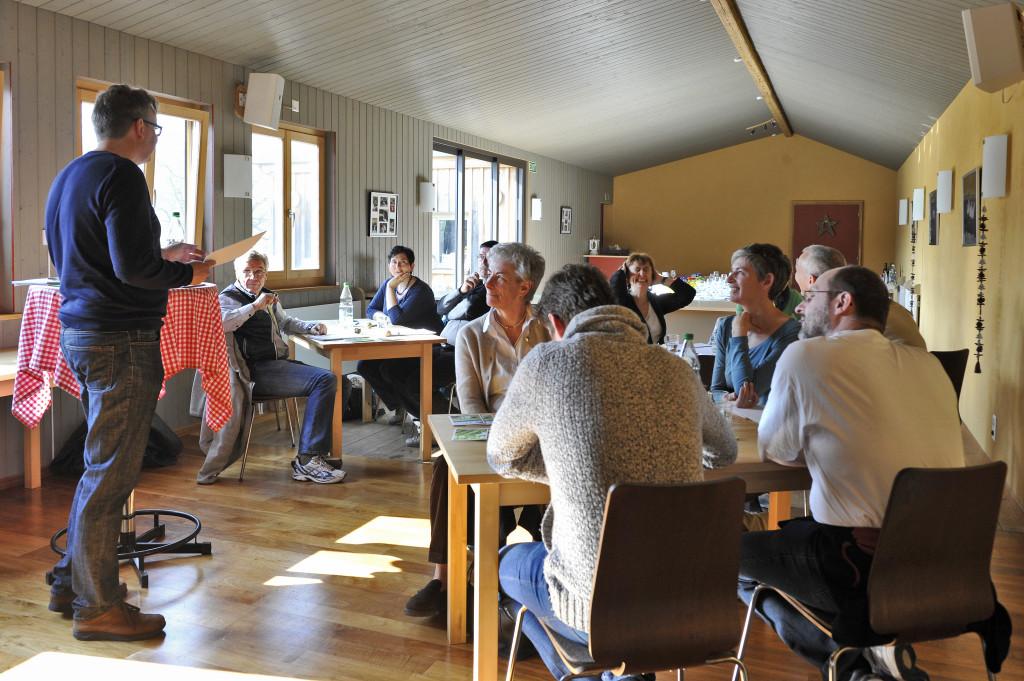 Wädenswil 13.03.2014, Gastro Workshop, Photo: Marion Nitsch